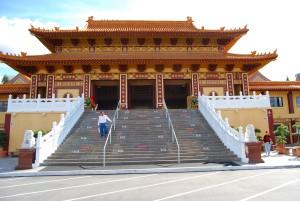 Hsi Lai Temple, Bodhisattva Hall